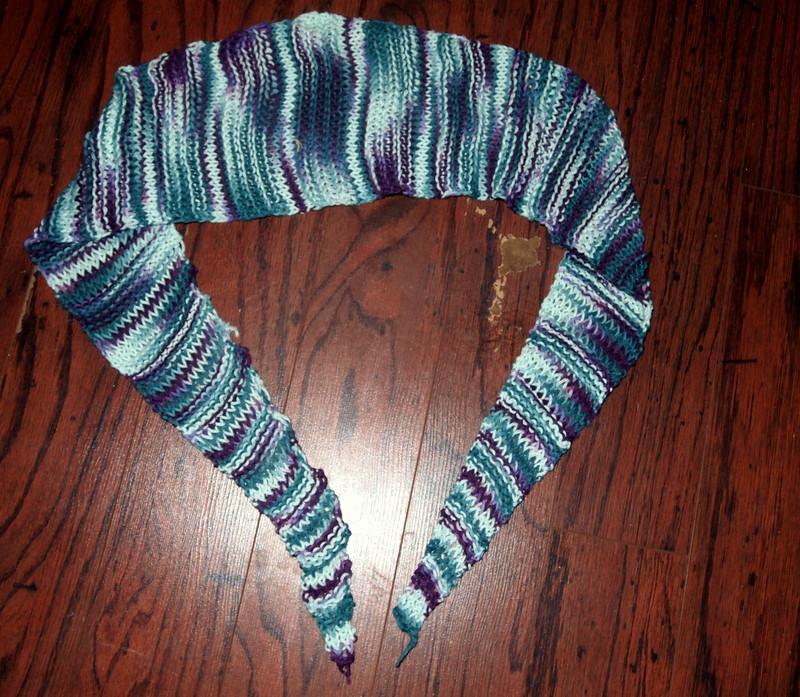 Zig Zag Stitch Loom Knitting : Knit stitch craftasaurus rex