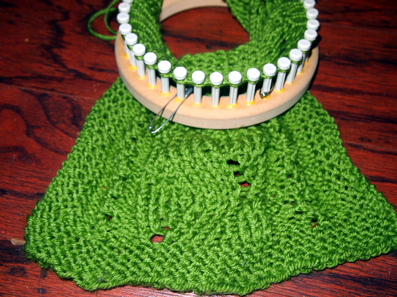 Magnificent Loom Knit Afghan Patterns Adornment Knitting Pattern